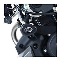 R&G RACING Aero Crash Protectors, Yamaha MT-125 *BLACK*
