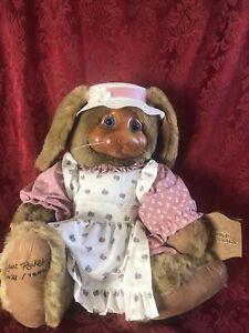 Applause Raikes Mrs.Nickleby Wood Rabbit 20398 #165/7500