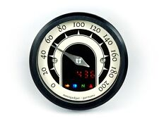 Motogadget Motoscope Tiny Speedster Tachometer Schwarz Harley Davidson