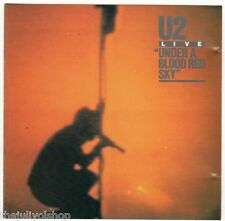 cd U2 LIVE UNDER A BLOOD RED SKY super offer for fanssssss