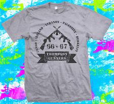 Warren Zevon Roland the headless Thompson gunner inspired - T Shirt - 6 Colours