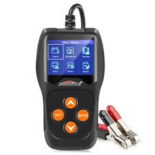 KONNWEI KW600 Car Battery Tester 12V Digital Auto Battery Analyzer Up To 2000CCA
