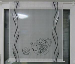 Scheibengardine,Bistrogardine ,Küchengardine,Gardine ,Vorhang