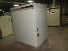 220 Kva General Electric Transformer, 460 V Primary, 460/266 V Secondary, 3 Ph