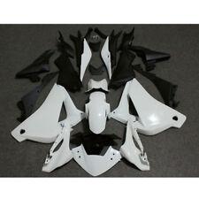 Unpainted ABS Plastic Injection Molded Fairing Kit For Honda CBR250R 2011-2013