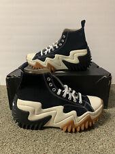 Converse Run Star Motion Hi Black White Gum 171545C Size 9.5 Men's/11 Womens NEW