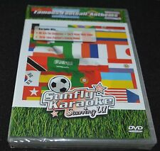 Famous Football Anthems  Sunfly Karaoke DVD (D0206)