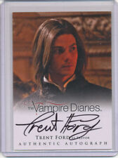 The Vampire Diaries Season 2 Autograph - A18 Trent Ford as Trevor Auto