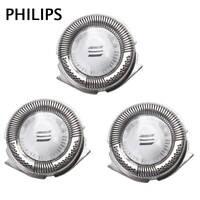 3pcs Lame de Rechange Tête Rasoir Razor Electrique Embout Net Pour Philips FR