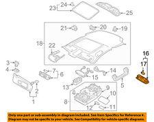 AUDI OEM 15-16 A3-Dome Light 8V0947111A6PS