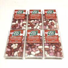 Lot of 6 Packs Tic Tac Be Mine Mix 1oz Strawberry Cherry Valentine's HTF 10/19