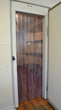 PVC Curtain for Cold Rooms / Coldrooms 1,00mtr w x 2,00mtr long