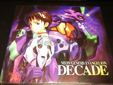 0569 NEON GENESIS EVANGELION Decade 10th Anniversary EVA Music SOUNDTRACK CD