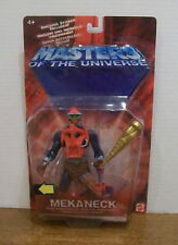 MASTERS OF THE UNIVERSE  MEKANECK WITH ACTION CHIP