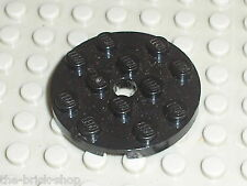 LEGO star wars black round plate 60474 / 10188 10213 7915 10195 7733 10199 6243