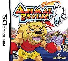 Animal Boxing (Nintendo DS, 2008)