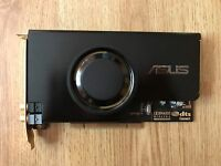 NEW Asus Xonar D2 PCI 7.1 Channel Sound Card