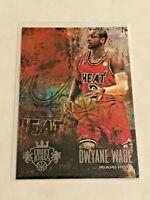 2013-14 Court Kings Basketball Base Card - Dwyane Wade - Miami Heat