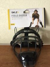 SKLZ Field Shield Full-Face Protection Mask Guard Softball Baseball L/XL