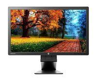 "HP EliteDisplay E271i 27"" Widescreen FHD IPS Gaming Monitor Silver bezel VGA DVI"