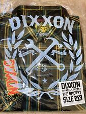 "DIXXON Flannel Co ""The Smokey"" Size 3XL SOLD OUT Brand New In Package!!!!!"