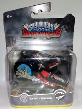 Jeu video Skylanders superchargers VF figurine véhicule crypt crusher