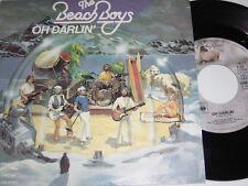 "7"" - Beach Boys Oh Darlin & Endless Harmony - 1980 Dutch # 1342"
