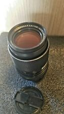Carl Zeiss Sonnar Red MC 135mm f/3.5 Jena DDR M42 Lens USA location