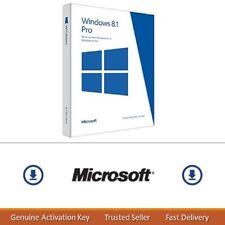 Microsoft Windows 8.1 Pro OEM KEY Vollversion Win Pro 32-64 Bit Activation Code