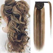 "Snoilite Hair Extensions 18"" E Remy Human Hair #4P27"