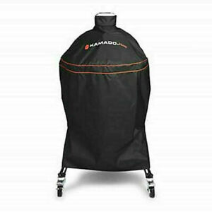 Kamado Joe  Classic Black Heavy Duty Weather Resistant Grill Cover