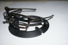 Oakley Womens Dispute Sunglasses Tortoise Frame Only
