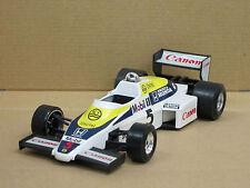 Formel 1 Rennwagen Honda in weiß/gelb, Nr. 5, Mobil, o.OVP, Bburago, 1:24