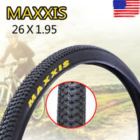 "MAXXIS 26*1.95"" Tires 60TPI Clincher Lightweight ISO 559mm MTB Bike Rim Tyres US"