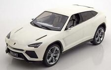 MCG 2012 Lamborghini Urus White Color 1:18 Rare Find!*Nice!