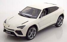 MCG 2012 Lamborghini Urus White Color 1:18 Rare Find!*Nice!