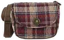 "Victorian Heart Bella Taylor ""Downton"" Mini Saddle Crossbody Quilted Handbag"
