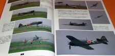Japanese Navy Zero Fighter Aircraft Mitsubishi A6M book japanese #0636