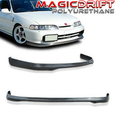 ITR Urethane Lip Aftermarket made for 94-97 Acura Integra with JDM Front Bumper
