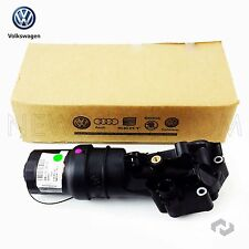 Volkswagen 2.5 Liter Jetta 2005-14 Oil Filter Adapter Housing 07K115397D OES