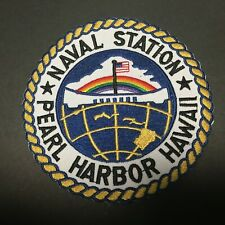 US NAVAL STATION PEARL HARBOR, HAWAII PATCH