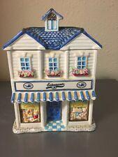 RARE Entenmann's  Bakery Cookie Jar House