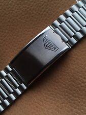 NOS Vintage Heuer NSA Steel Bracelet 18mm
