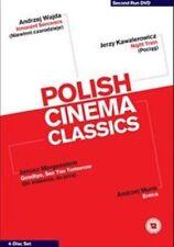 Polish Cinema Classics 5060114150584 With Roman Polanski DVD Region 2