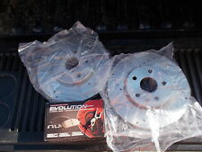 NEW PowerStop K5334 Z23 1-Click Brake Kit, Front  *FREE SHIPPING*