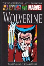 MARVEL ULTIMATE GRAPHIC NOVEL COLLECTION ISSUE 4 WOLVERINE