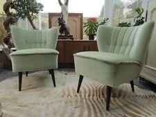 Beech Art Moderne Antique Dining Chairs