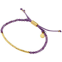 Gorjana Power Gemstone Amethyst Bracelet for Tranquility 151020523GPKG