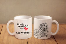 """Leonberger - ein Becher """"Good Morning and love"""" Subli Dog, AT"""