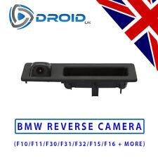 BMW Reverse Rear View Camera BMW 3 4 5 Series F10 F11 F25 F30 F31 Boot Handle
